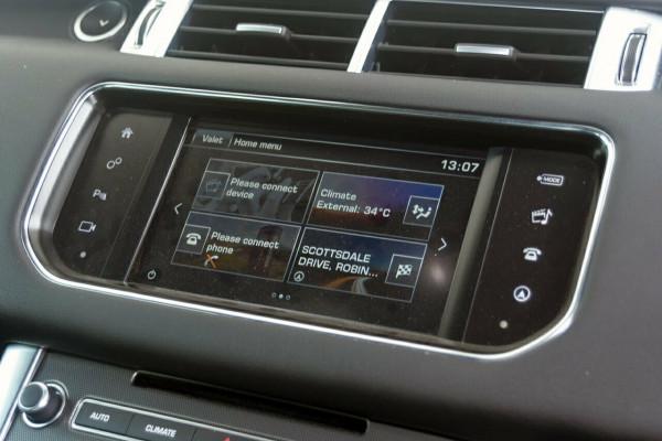 2015 MY16 Land Rover Range Rover Sport L494 16MY V8SC Suv
