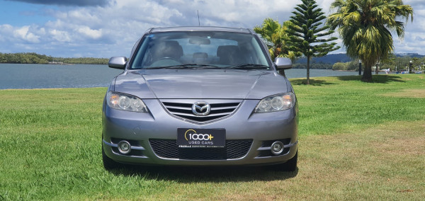 2004 Mazda 3 BK1031 SP23 Sedan Image 3