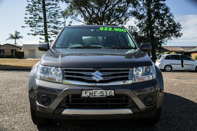 2015 Suzuki Grand Vitara Navigator