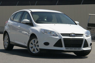 Ford Focus Ambiente PwrShift LW MKII MY14