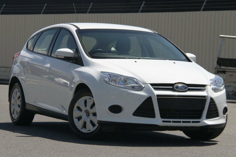 2015 MY14 Ford Focus LW MKII MY14 Ambiente PwrShift Hatchback
