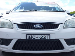 2008 Ford Focus LT TDCi Hatchback