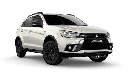 2018 MY19 Mitsubishi ASX XC Black Edition Other