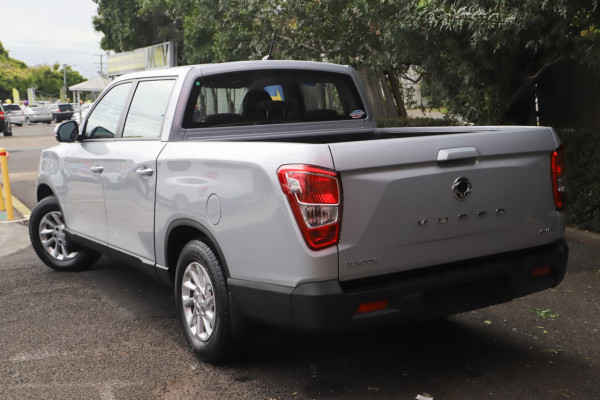 2020 MY20.5 SsangYong Musso Q201 ELX XLV Utility Image 2