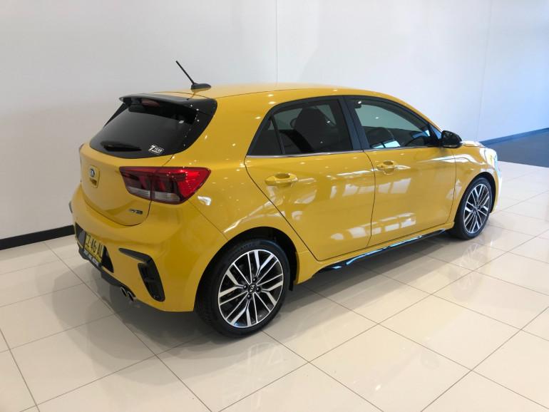 2019 Kia Rio YB GT-Line Hatchback Image 4