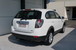 2011 Holden Captiva Vehicle Description. CG  II 7 SX WAG SA 6sp 2.4i (FWD) 7 Suv