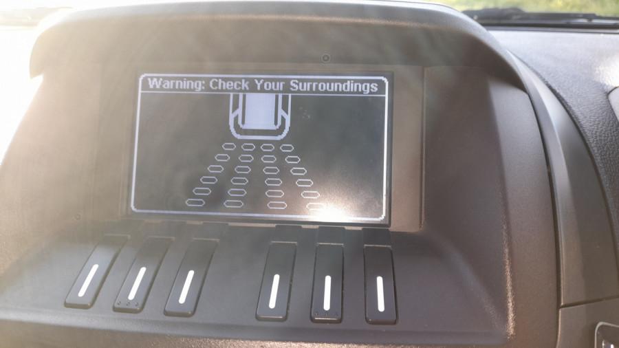 2014 Ford Territory SZ Turbo TS Wagon Image 18