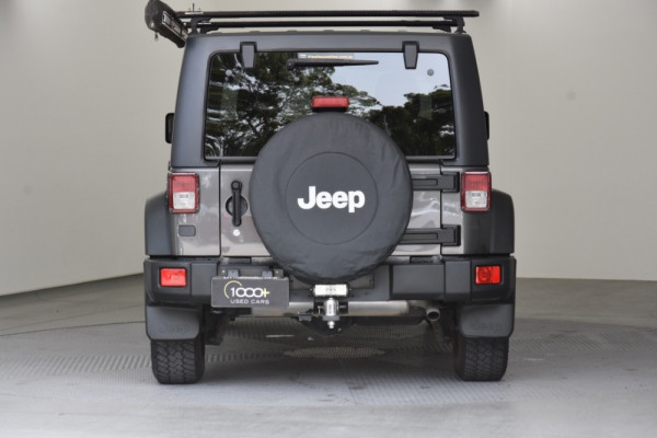 2016 Jeep Wrangler JK MY2016 Unlimited Softtop Image 4