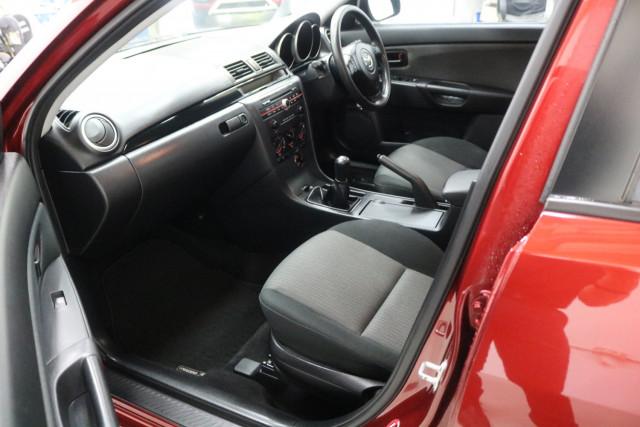 2008 Mazda 3 BK10F2 MY08 NEO Sedan Image 5