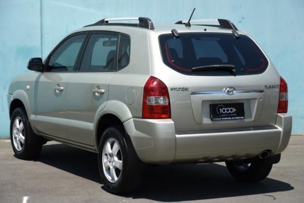 2007 Hyundai Tucson JM City Suv Image 3
