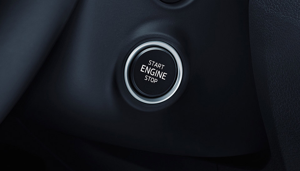 Fabia KESSY - Advanced Keyless Entry including Smart Start