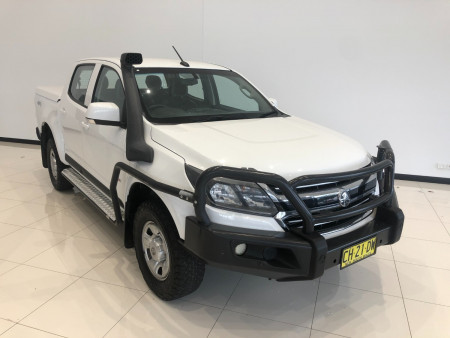 2016 Holden Colorado RG Turbo LS 4x4 dual cab