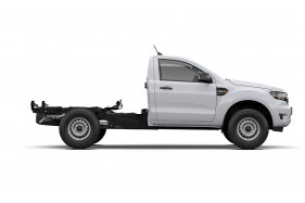 2021 MY21.75 Ford Ranger PX MkIII XL Single Cab Chassis Cab chassis Image 2