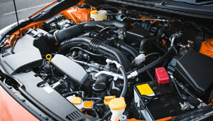 XV Boxer engine