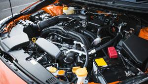 XV Boxer engine