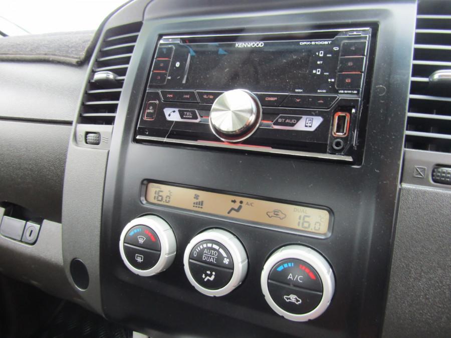2013 MY12 Nissan Navara D40 S6 MY12 ST Utility Image 17