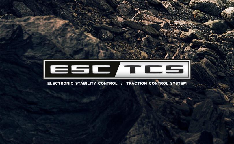 Isuzu UTE Electronic Stability Control (esc)