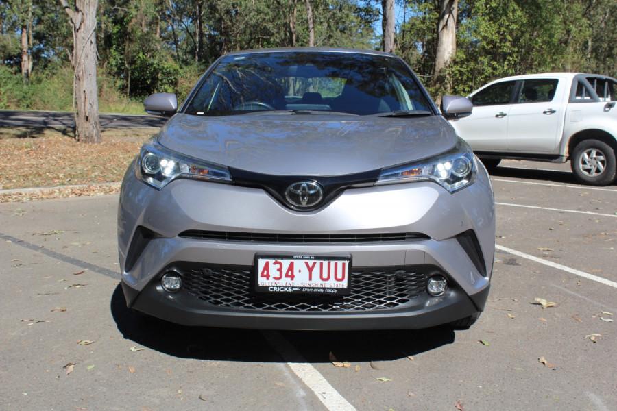 2018 Toyota C-hr NGX10R Image 3