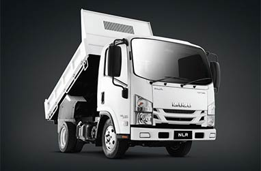 N Series 4,500kg GVM narrow cab range