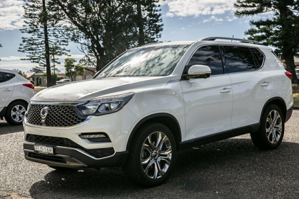 2020 SsangYong Rexton Y400  Ultimate Suv Image 4