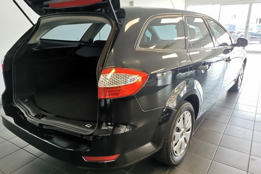 2009 Ford Mondeo MB LX Wagon