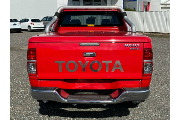 2013 MY12 Toyota Hilux GGN25R MY12 SR5 (4x4) Dual cab pick-up Image 5