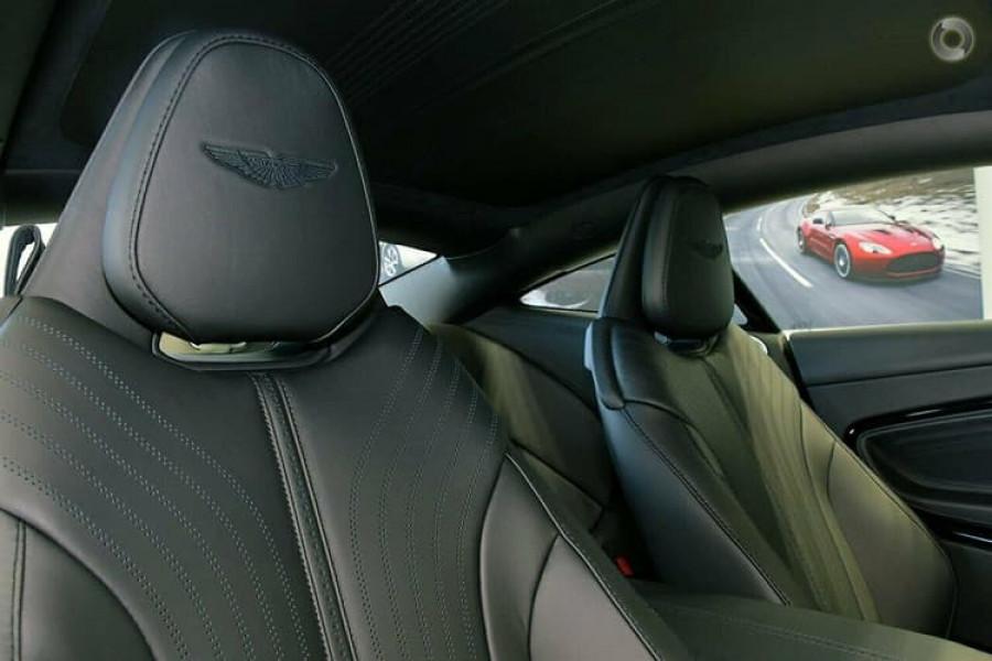 2018 Aston martin Db11 V8 Coupe Image 13