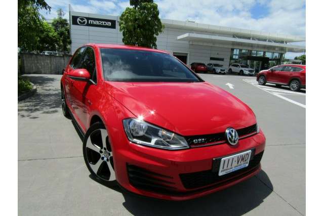 2013 MY14 Volkswagen Golf VII MY14 GTI DSG Hatchback