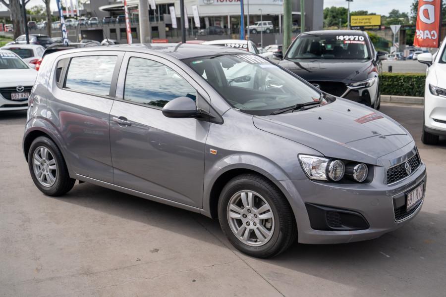 2012 Holden Barina TM