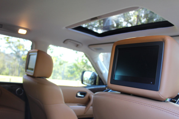 2020 Nissan Patrol Y62 Series 5 Ti-L Suv