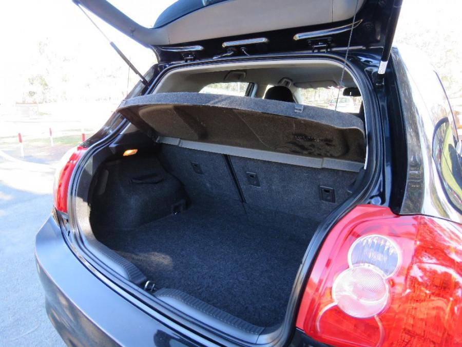 2007 Toyota Corolla ZRE152R Levin ZR Hatchback