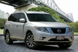 Nissan Pathfinder ST X-tronic 4WD R52 MY14