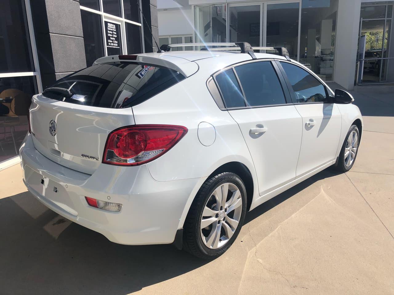 2015 Holden Cruze JH SERIES II MY15 EQUIPE Hatchback