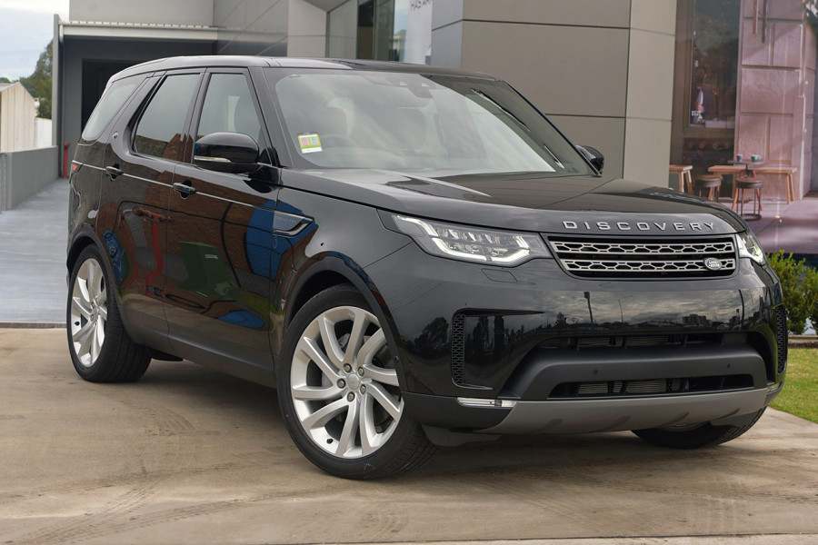 2019 Land Rover Discovery Series 5 SE Suv Mobile Image 1