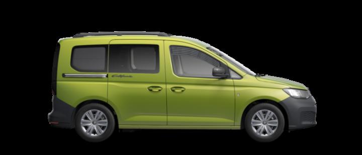 New Volkswagen New Caddy 5 California arriving soon