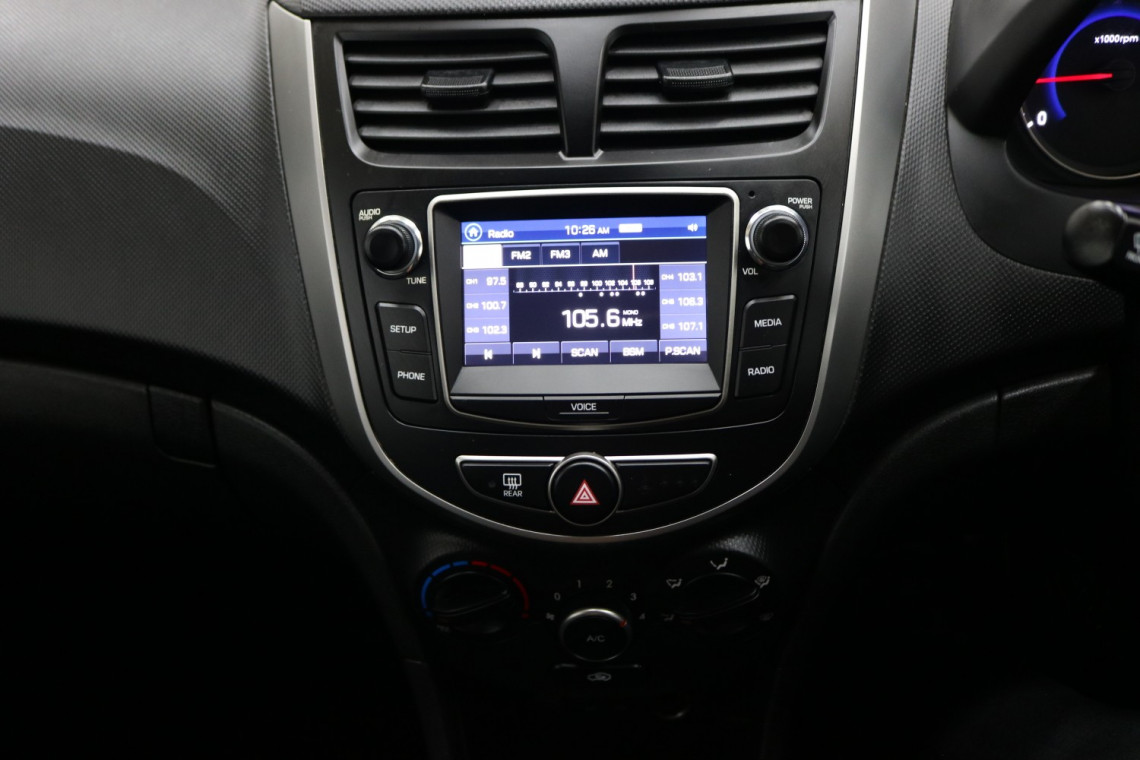 2018 MY19 Hyundai Accent RB6 MY19 SPORT Sedan Image 11