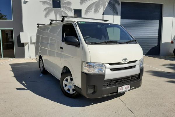 Toyota Hiace Van KD