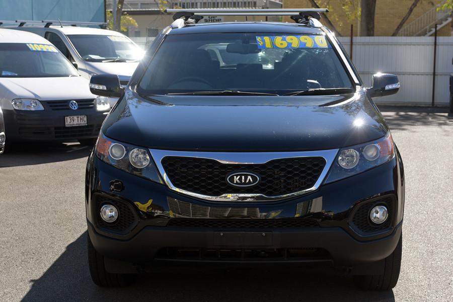 2011 Kia Sorento XM MY11 SLi Suv