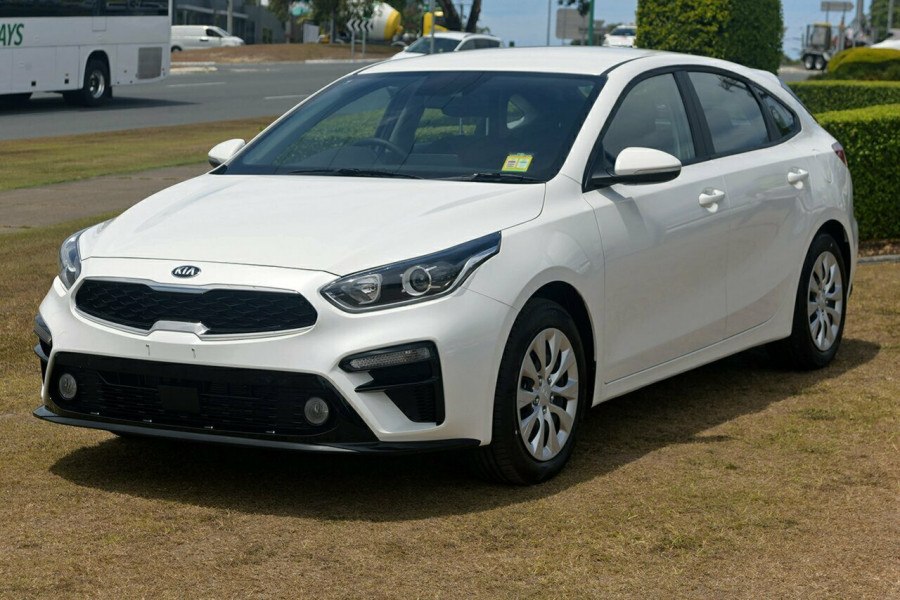 2018 MY19 Kia Cerato Hatch BD S with Safety Pack Hatchback