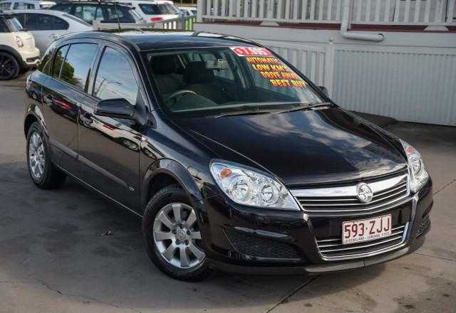 2008 Holden Astra AH MY08 CD Hatchback