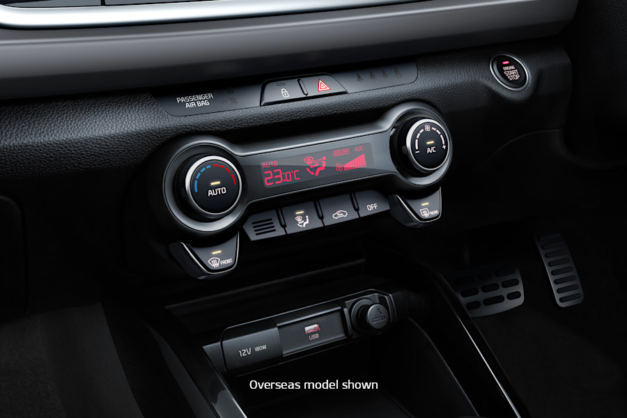Stonic Climate control