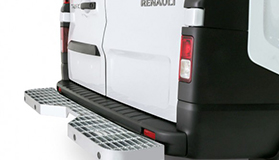 Rear step - to suit towbar