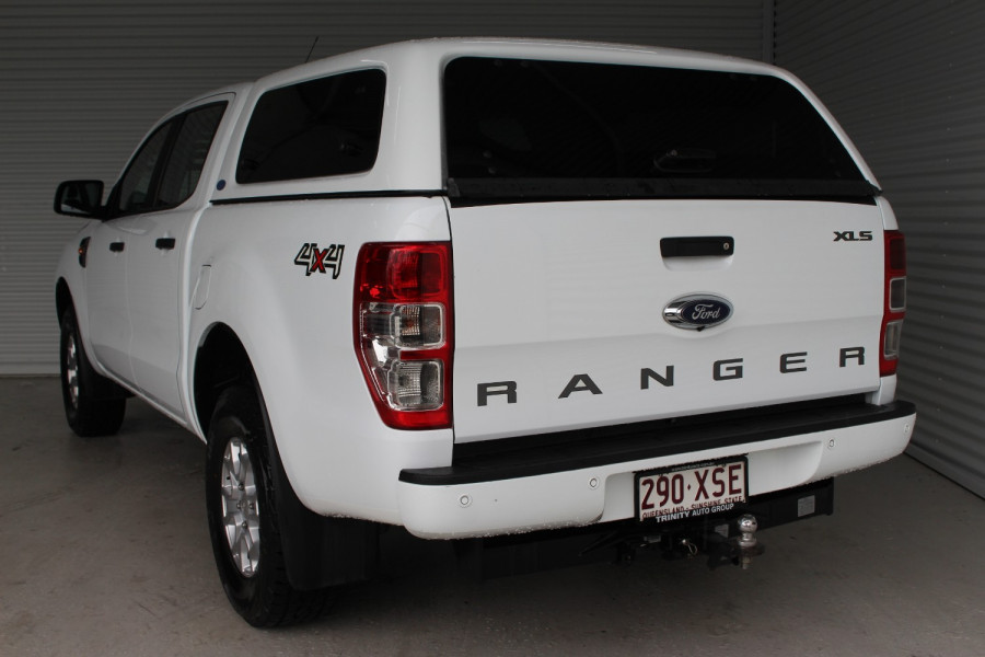 2017 Ford Ranger PX MkII 4x4 XLS Special Edition Double Cab Pickup 3.2L Utility Image 4