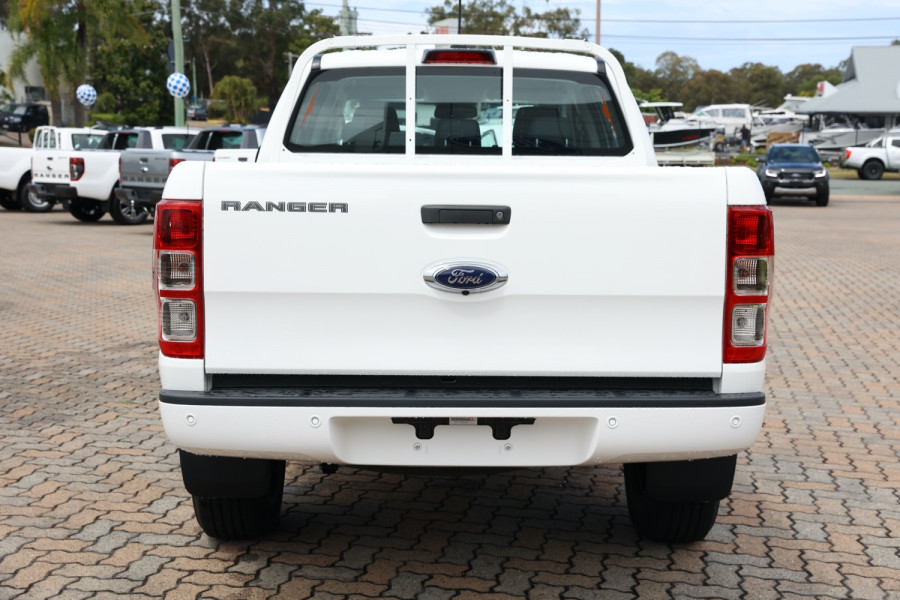 2020 MY20.75 Ford Ranger PX MkIII XL Double Cab Ute Image 4