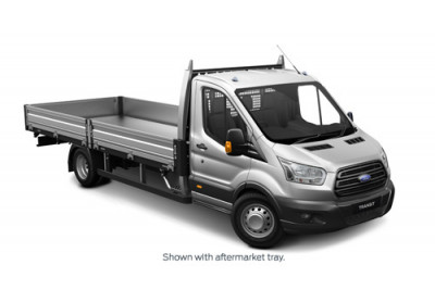 Ford Transit 470E Single Chassis Cab VO