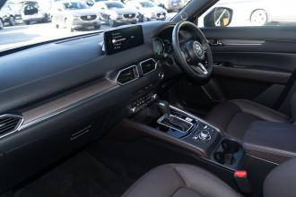 2021 Mazda CX-5 KF Series Akera Suv image 8