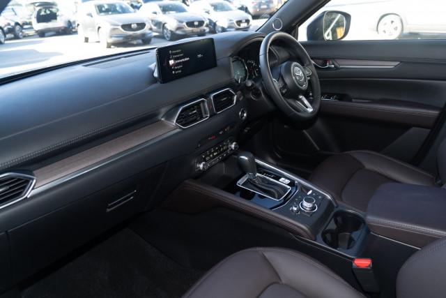 2021 Mazda CX-5 KF Series Akera Suv Mobile Image 8