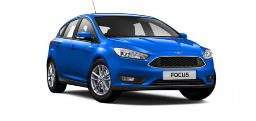 2018 MY16.75 Ford Focus LZ Trend Hatch Hatchback