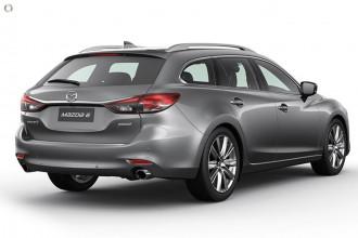 2020 Mazda 6 GL Series Atenza Wagon Wagon Image 4