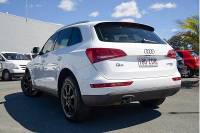 2011 Audi Q5 8R MY12 TDI Suv Image 4